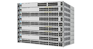 HP 3800 Switch Series
